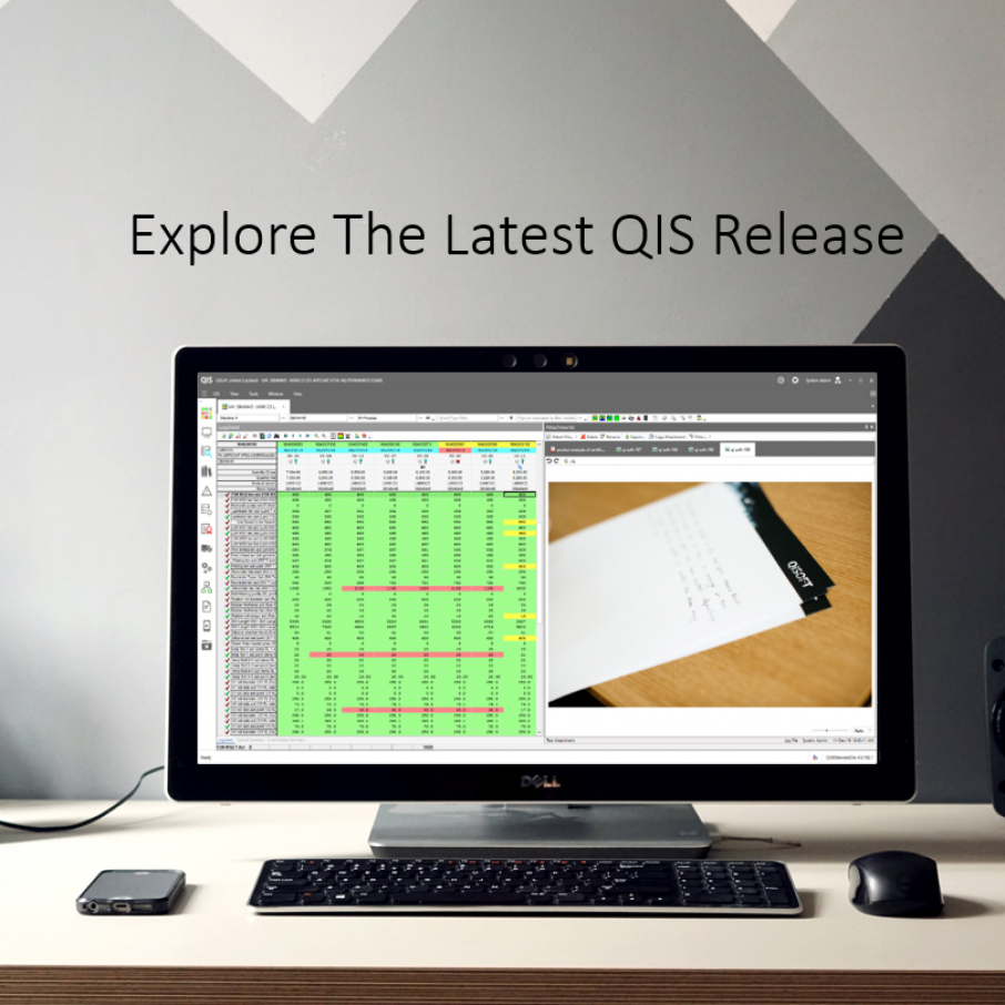 QIS Latest Release Available Now - 2019R2